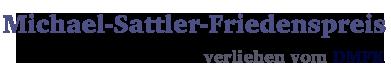 Michael-Sattler-Friedenspreis